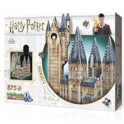 WREBBIT Puzzle 3D Harry Potter WIEŻA ASTRONOMICZNA 875el. 02015