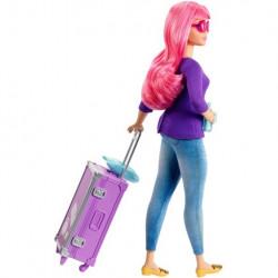 MATTEL Lalka Barbie DAISY W PODRÓŻY FWV26
