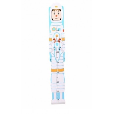 Bigjigs Toys - BJ593 - Tablica Wysokości - Astronauta