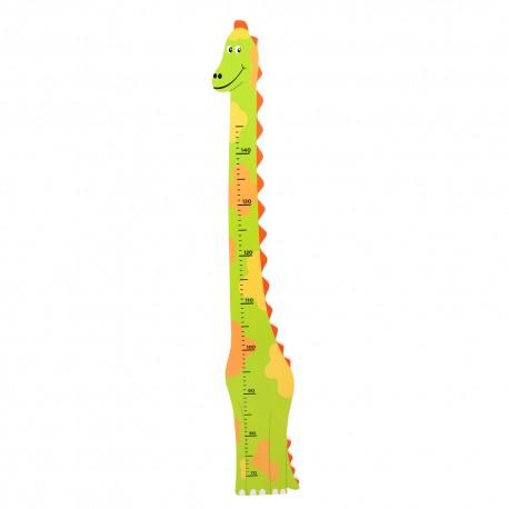 Bigjigs Toys - BJ596 - Tablica Wysokości - Dino