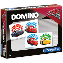 CLEMENTONI Disney Cars 3 Domino 13280