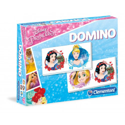 CLEMENTONI Disney Princess DOMINO 18003