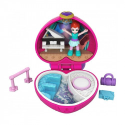 Mattel POLLY POCKET Baletnica Lila FWN41