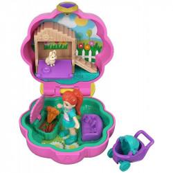 Mattel POLLY POCKET Lila w Ogrodzie GCN08