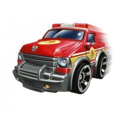 Fisher-Price - Y5262 - Samochodziki Rollers - Straż Pożarna