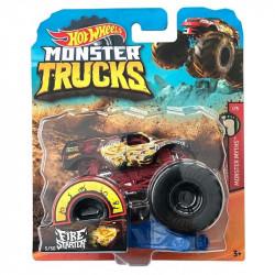 Mattel HOT WHEELS Monster Truck FIRE STARTER GBT41