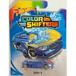 HOT WHEELS Auto Zmieniające Kolor DEORA II GBF28