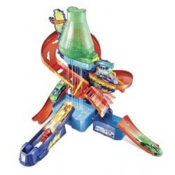 Mattel - CCP76 - Hot Wheels - HW City - Colour Shifters - Laboratorium Kolorów