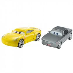 Mattel CARS Dwupak STERLING i RAMIREZ DXW02