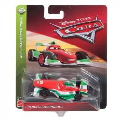 Mattel CARS Samochodzik FRANCESCO BERNOULLI FLM10