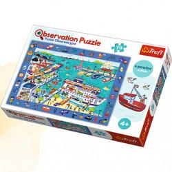 TREFL Puzzle Obserwacyjne PORT 15536