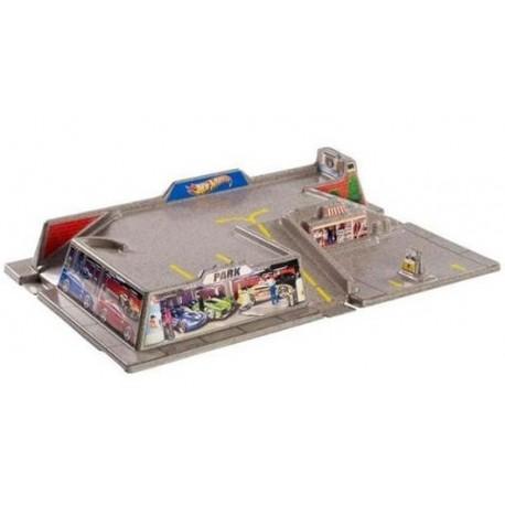 Mattel - BGH83 - Hot Wheels - Zestaw Miejski Parking