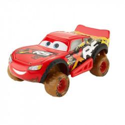 Mattel CARS Samochodzik Mud Racing ZYGZAK McQUEEN GBJ36