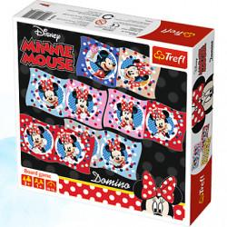 Trefl DOMINO Minnie Disney 01600
