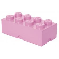 LEGO Pojemnik 8 na Zabawki Jasny Róż 0485