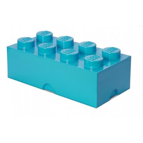 LEGO Pojemnik 8 na Zabawki Lazurowy 5718