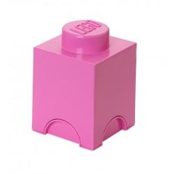 LEGO Pojemnik 1 na Zabawki Różowy