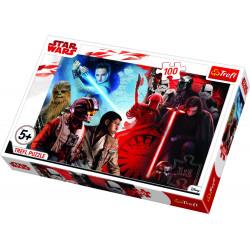 TREFL Puzzle Układanka 100 el. Disney Star Wars WALKA DOBRA ZE ZŁEM 16336