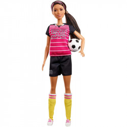 MATTEL Lalka Barbie You Can Be Anything LALKA SPORTSMENKA GFX23