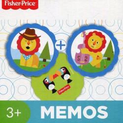 TREFL GRA MEMOS OBRAZKOWA Zwierzęta 01676