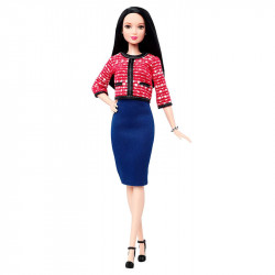 MATTEL Lalka Barbie You Can Be Anything LALKA POLITYK GFX28
