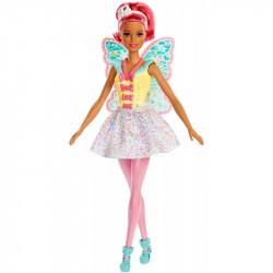 MATTEL Lalka Barbie DREAMTOPIA LALKA WRÓŻKA FXT03