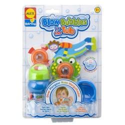 Alex Toys - 832 - Zabawki do Kąpieli - Bańki Mydlane - Nurek i Żabka