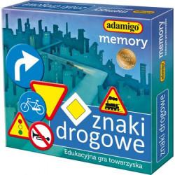 Adamigo Memory ZNAKI DROGOWE 7318