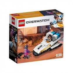 LEGO Overwatch 75970 SMUGA vs. TRUPIA WDOWA