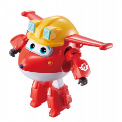 SUPER WINGS Build It TRANSFORMUJĄCY DŻETEK 730211