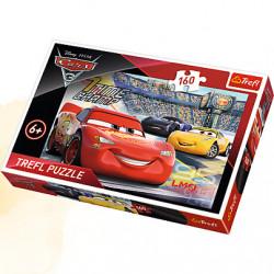 TREFL Puzzle Układanka 160 el. Cars 3 15339