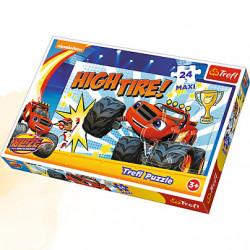 TREFL Puzzle Maxi Układanka 24 el. BLAZE 14244