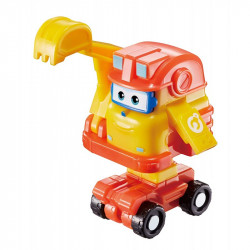 SUPER WINGS Build-It Buddies TRANSFORMUJĄCY SCOOP 730213