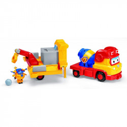 SUPER WINGS Build-It Buddies DONNIE Zestaw 3w1 730814