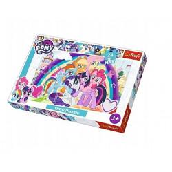 TREFL Puzzle Maxi Układanka 24 el. KUCYKI PONY 14269