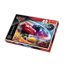 TREFL Puzzle Maxi Układanka 24 el. Cars Disney 14264