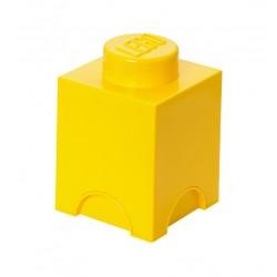 LEGO Pojemnik 1 na Zabawki Żółty 0126