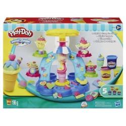 Ciastolina Play-Doh - B0306 - Zakręcona Lodziarnia
