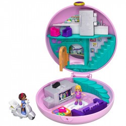 Mattel POLLY POCKET Pączkowe Pidżama Party GDK82