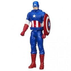 Hasbro - B1669 - Marvel - Avengers Titan - Figurka - Kapitan Ameryka - 30 cm