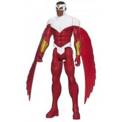 Hasbro - B1668 - Marvel - Avengers Titan - Figurka - Falcon - 30 cm