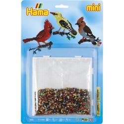 Hama - Mini - 5603 - Zestaw Ptaki - 5000 szt