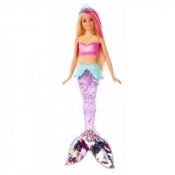 MATTEL Lalka Barbie DREAMTOPIA Magiczna Syrenka GFL82