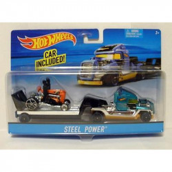 HOT WHEELS Ciężarówka STEEL POWER CGC18