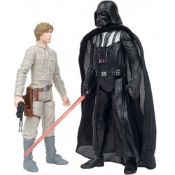 Hasbro - A8658 - Star Wars - Rebels - Figurki - Luke Skywalker i Darth Vader - 10 cm