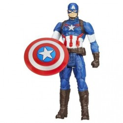 Hasbro - B0977 - Marvel - Avengers - Figurka - Kapitan Ameryka - 10 cm