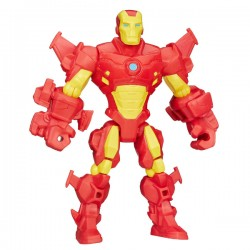 Hasbro - B0691 - A6825 - Marvel - Super Hero - Mashers - Figurka - Iron Man - 15 cm