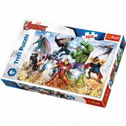 TREFL Puzzle Układanka 160 el. Avengers 15368
