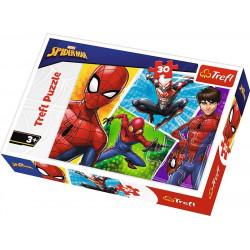TREFL Puzzle Układanka 30 el. Spiderman 18242