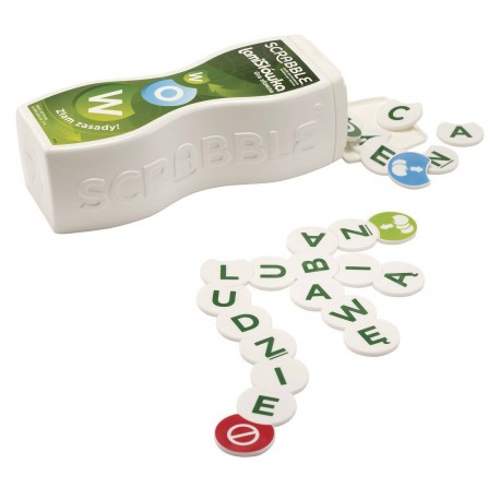 Mattel - Y9126 - Scrabble - Łamisłówka